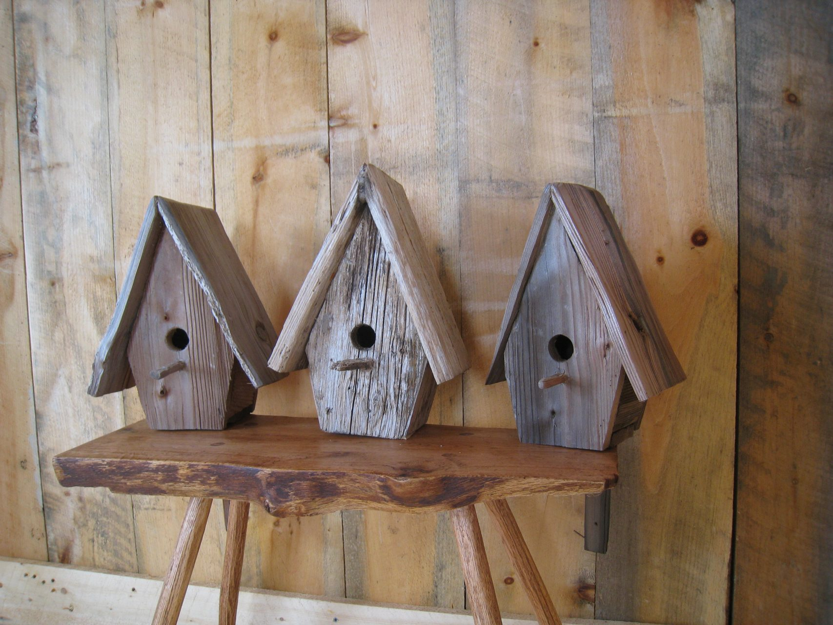 Numerous bird houses $30. / to $45.